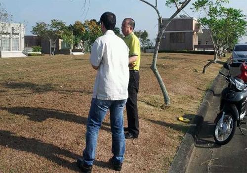 墓地风水案例